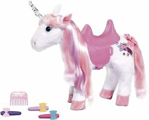 Zapf Creation Baby born Animal Friends Unicorn  (SLIGHT PACKAGE DAMAGE)