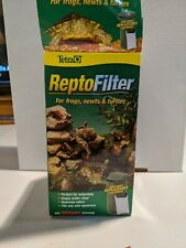 Tetra ReptoFilter for Terrariums For Frogs, Newts, Turtles 90 Gph