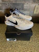 Nike Kobe V 5 Protro PE Zebra DeMar DeRozan Size 10 New In Box NIB