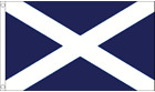 St Andrews Navy Blue Nylon Flag Large 5 x 3 FT - Hard Wearing Best Quality 100%