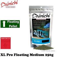 Dainichi Cichlid XL PRO Floating Medium Pellet 250g (5mm) Fish Food