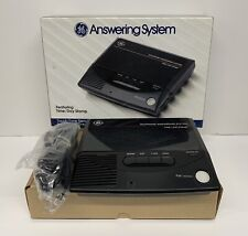 Brand New Vintage GE General Electric Answering machine system 2-9862 In Box