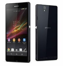 "Unlocked 5.0"" Sony XPERIA Z 4G LTE 16GB Android GSM Smartphone GPS Mobile Phone"