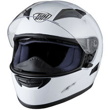THH Ts-80 Plain M White Full Face Motorbike Helmet Motorcycle Commuter  Seconds a3208f74c6629