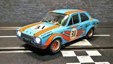Scalextric 4013 Ford ESCORT MK 1 Gulf Edition HD
