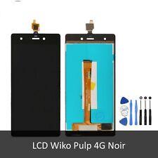 ECRAN COMPLET VITRE TACTILE + LCD Assemblée WIKO PULP 4G