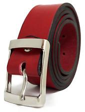 Cinturón hombre y mujer, piel vaquetilla de alta calidad, unisex.