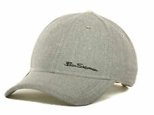 Ben Sherman Paramount Headwear Chambray Adjustable Baseball Cap Hat