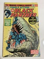 Black Panther Jungle Action #14 Vintage Marvel Comics Avengers