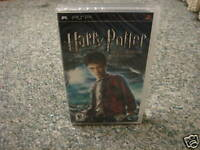 Harry Potter and the Half-Blood Prince PSP NEW
