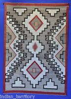 Navajo Indian Rug: Klagatoh c.1920