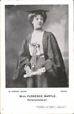 Wigan photo. Florence Bartle, Physiognomist by W. Skewes, Wigan.