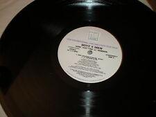 Boyz 2 Men Doin' Just Fine remixes VINYL Soul Solution Cibola Boris & Beck LP