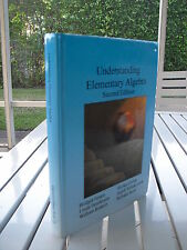 UNDERSTANDING ELEMENTARY ALGEBRA SECOND EDITION BY BRIDGET FENEIS 2002
