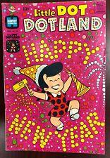 LITTLE DOT DOTLAND #38 (1969) Harvey Comics VG+