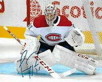 Carey Price Autographed Signed 8x10 Photo ( Canadiens HOF ) REPRINT