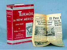 Turmoil in New Mexico by Keleher plus Bonus