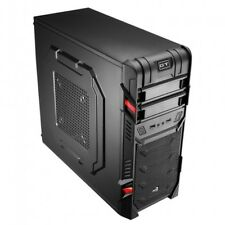 Aerocool GT Black Advance Case Pc Gaming 2 Ventole 12Cm Led Schede Fino 400mm