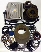VW Golf 01M 096 4 Speed Automatic Transmission Deluxe Rebuild Kit