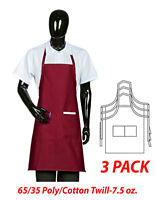 "Janitorial//Chemical Apron Extra Long Waterproof Adj Item: 888HDA 29/""W X 47/""L"