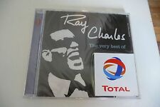 RAY CHARLES THE VERY BEST OF CD NEUF EMBALLE. GEORGIA ON MY MIND.