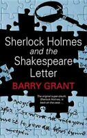 Sherlock Holmes and the Shakespeare Letter by Barry Grant 9780727898890