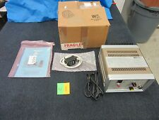 CHEMTRONICS STATE OF CHARGE METER TEST LS-94 265V 440HZ LI-SO2 BATTERY NEW