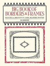 Big Book of Borders and Frames (1994, Paperback)