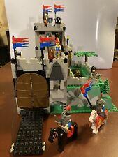 Lego 6081 Complet Chateau Vintage Sans Boite Sans Notice
