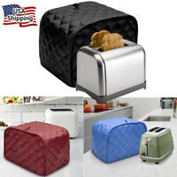 Toaster Cover Two Slice Toaster Appliance Cover,Dust and Fingerprint Protection