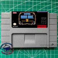 Super Mario Bros 2 Dream Courses ☸  SNES Video Game USA version