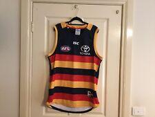 AFL Adelaide Crows Jumper / Jersey Size XL