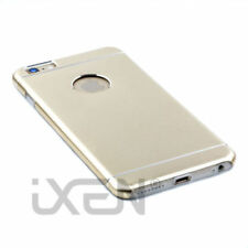 Fundas y carcasas metálicas de metal color principal oro para teléfonos móviles y PDAs