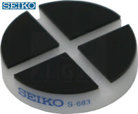 SEIKO S-683 Watch Almighty Machine Stand Tool (Round) [SE-S-683]