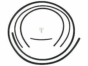 1967-1968 Mustang Windshield Washer Hose & Tee Kit
