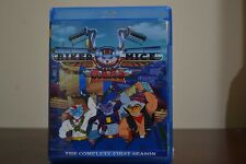 Biker Mice From Mars Season 1 Blu-ray Set