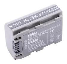 Akku für Sony DCR-HC Serie DCR-HC39E, DCR-HC3E (600mAh 7.2V Li-Ion)