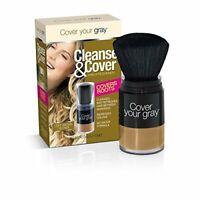 Daggett & Ramsdell Cover Your Gray Hair Freshener, Light Brown/Blonde (0.42 oz)