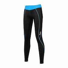 FDX Women Compression Base Layer Tights Fitness Yoga High Waist Running Gym Pant