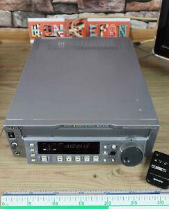 Sony J-30 digital compact video player firewire i.LINK Betacam Beta SP SX J30