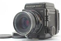 [ Near Mint ] Mamiya RB67 PRO S Camera + SEKOR C 90mm f3.8 Lens Hood from JAPAN