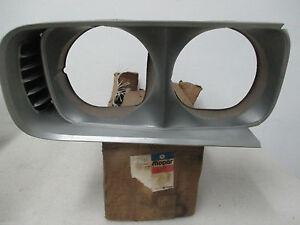 Mopar NOS 1973 Dodge Coronet 4 Door & Wagon Right Hand Headlight Bezel 3672342