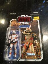 Star Wars Revenge of the Sith Clone Trooper (212th Battalion) New