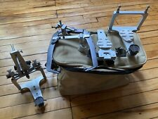 Whipmix Spring Articulator Model 9000s With Extra New Spare Parts Facebow Bag