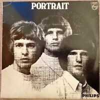 The Walker Brothers - Portrait original 1966 Mono vinyl LP with insert