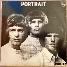 The Walker Brothers - Portrait original 1966 Mono vinyl LP with insert