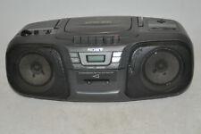 Sony CFD-101 CD Radio Cassette-Corder Tape Kassetten Rekorder Recorder