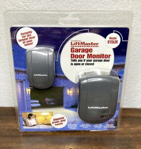 Liftmaster 915LM Wireless Garage Door Opener Monitor Chamberlain NEW Sealed