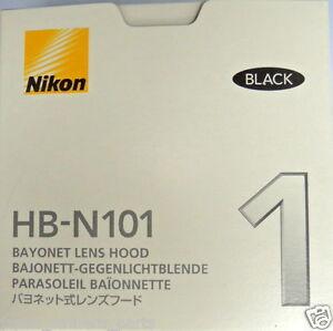 Nikon Nikon 1 HB-N101 Lens Hood for Nikon 1 VR 10-30mm f3.5-5.6 Lens19208