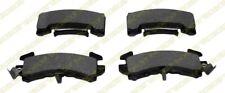 Monroe FX154 Frt Semi Metallic Brake Pads